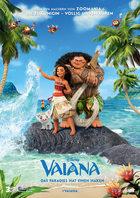 Plakat: Vaiana - Das Paradies hat einen Haken